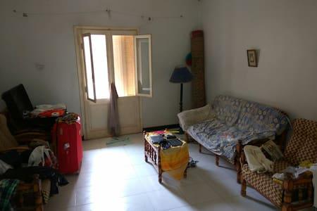 Real Egyptian life- small village - Mit Al Hufiyyin - 公寓