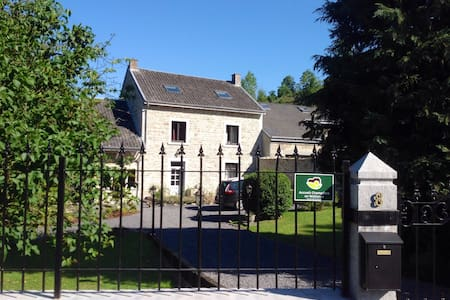 Gîte les bouleaux Aywaille 8/9 pers - Aywaille - House