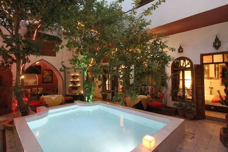 WONDERFUL RIAD IN MARRAKECH