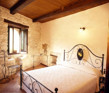 Castello e borgo - Acquasanta Terme - Slott