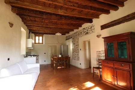 "Country House ""Cozzena"": Appartamento Barbera - Lejlighed"