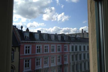 Stay in the best area of Copenhagen