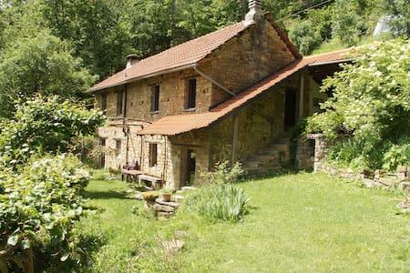 House on organic farm - Talo
