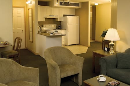 Self Contained Hotel-Apartment - Fort McMurray - Apartment