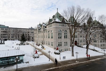 Old Quebec's Gem - Appartement