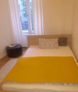 Ruhiges, schönes Zimmer und sehr ze - Condominium