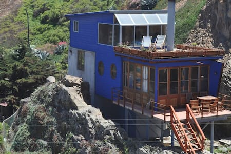 Coastal house Los Molles /La Ligua - Rumah