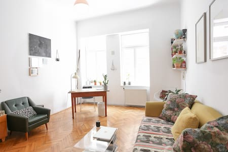 *Bohemian nest in the city centre* - Wien - Apartment
