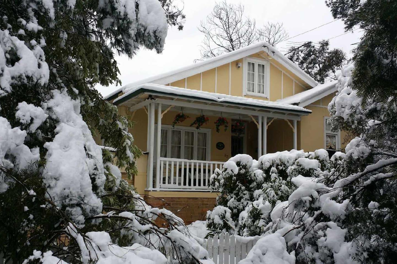 Let it Snow ! Xmas in July !