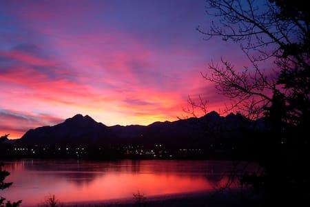 Wasilla Lake view house - Wasilla - Bed & Breakfast