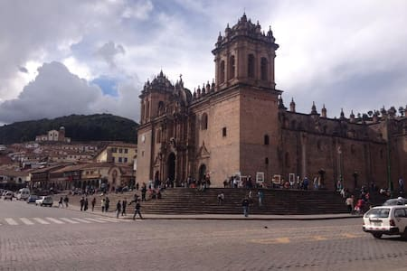 Best Breakfasts, Sunny Room, Walk to Center Plaza! - Cusco