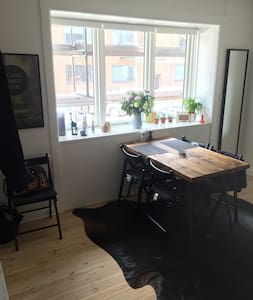 Cosy apartment close to Valby Station - Apartmen