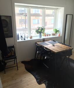 Cosy apartment close to Valby Station - Apartment