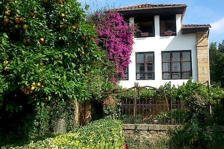 Casona en Cantabria - corvera de toranzo - Haus