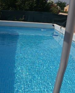 Belle Villa confort avec piscine - Limoux