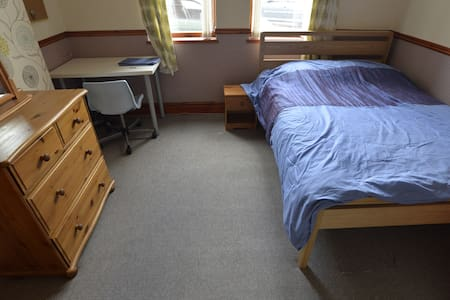 Quiet double room in Carlisle
