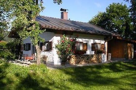 Fe-Haus Veronika / Garmisch 20 km - Unterammergau - Casa