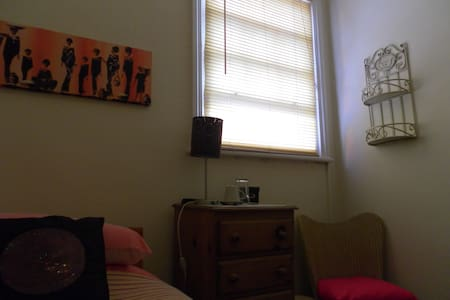 Comfortable Single room with a view - Bridgnorth - Bed & Breakfast