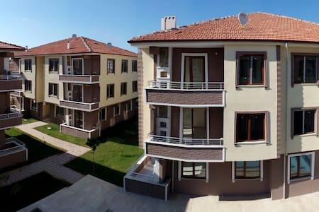 GUNLUK KIRALIK HAVUZLU SITEDE DAIRE - Apartment