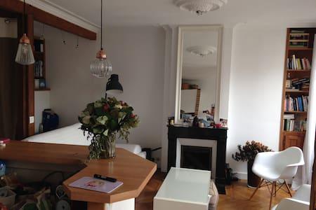 2rooms/4pers-Batignolles/Montmartre