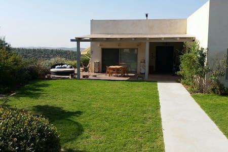 Private Villa in Sansana, northen Negev, Israel - Sansana