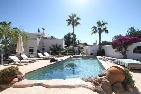 Moroccan Style Villa near St Josep - Sant Josep de sa Talaia