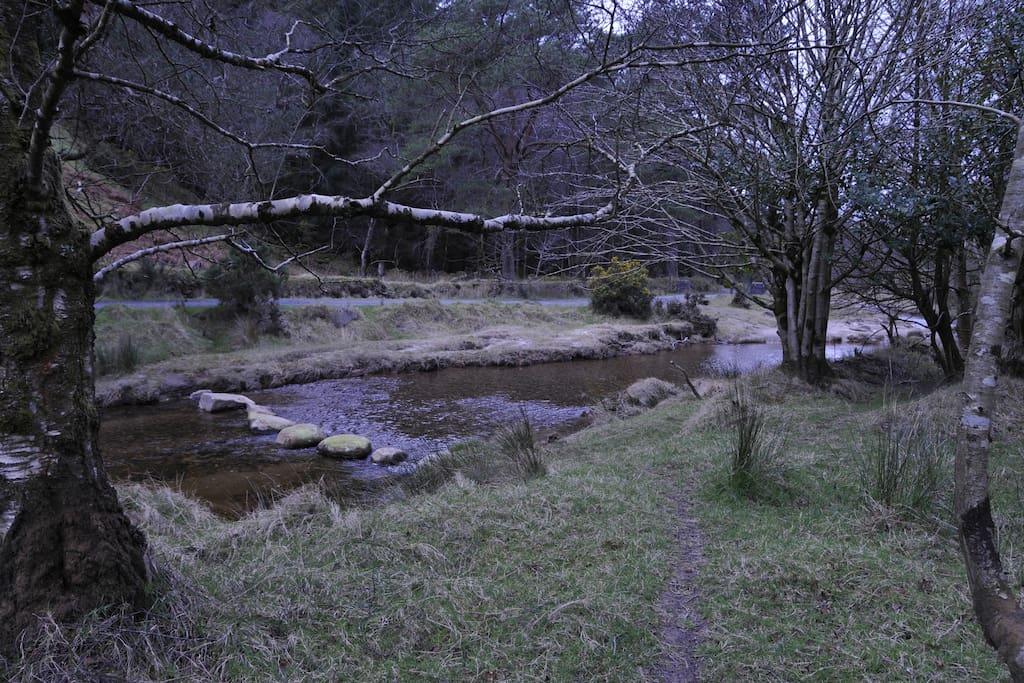 Idyllic Cottage, Glendalough