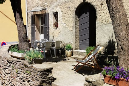 T2-duplex dans maison ancienne - Riventosa