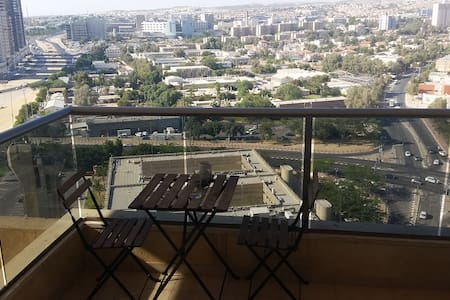 Downtown Ber Sheba Luxury Apartment - Be'er Sheva - Apartamento