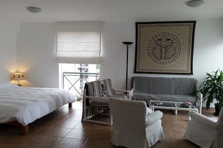 NICE STUDIO IN BARRANCO - Barranco District - Lakás