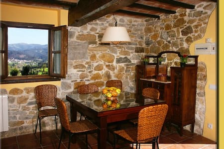 Casa rural Asturias.Playa y montaña - Casa