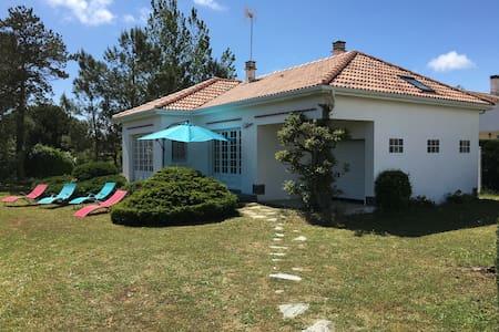 Charmante villa T3 - 400m de la plage et du centre - Haus