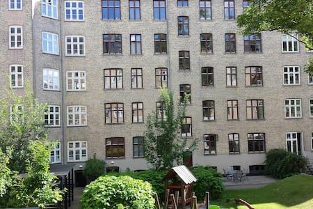 2 rooms in the heart of Copenhagen