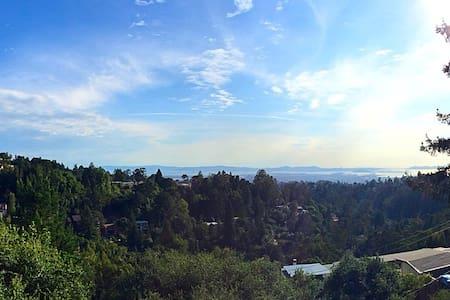 Stunning view of San Francisco Bay - 奥克兰 - 独立屋