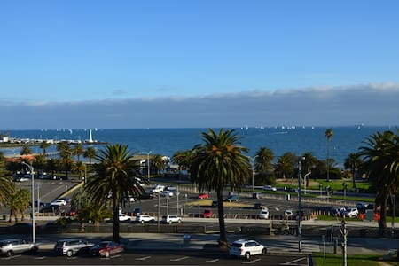 In the heart of St Kilda