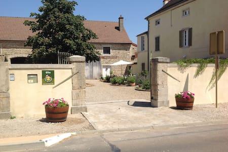 """Ancient Domaine """"Le petit Bonheur"""" - Tailly - Lejlighed"""