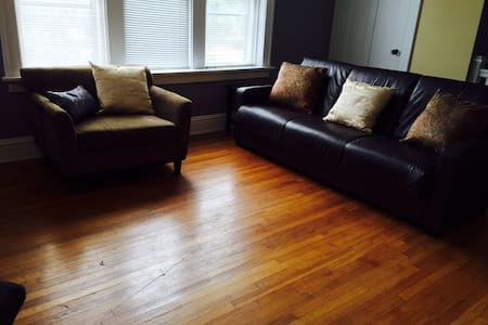 Lovely furnished 2BR apartment, 2F - St Louis - Lakás