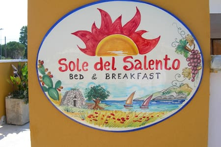 BED AND BREAKFAST SOLE DEL SALENTO 2 - Bed & Breakfast