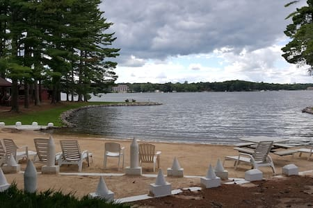 Wisconsin Dells Condo on Lake Delton/ Water Views - Condomínio