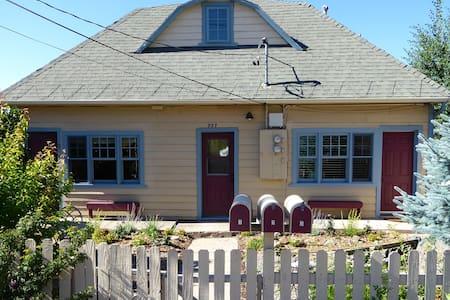 Charming Historic Garden Cottage Near Downtown/NAU - Flagstaff - Other