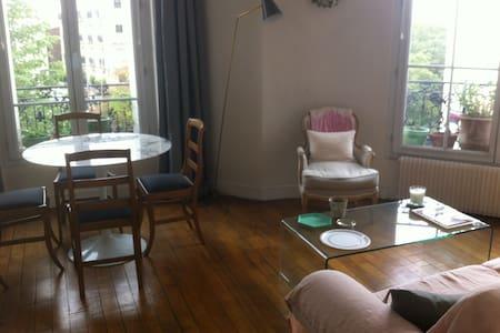 Appartement 3 pièces Mouffetard