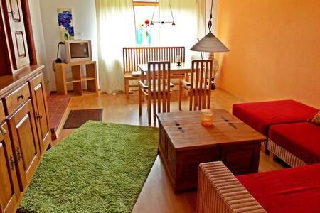 moderne Ferienwohnung - Apartment