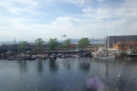 Centrum in Trondheim