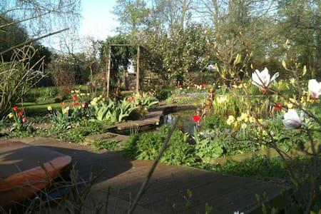 The Garden Room - Appartement