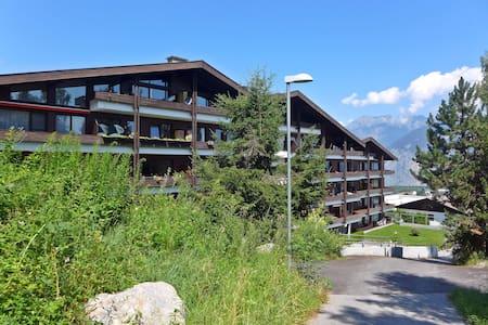 Ferienwohnung mit Schwimmbad für 2 - Apartment