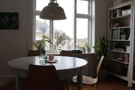 3 rooms, great views,Christianshavn