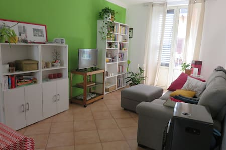 Curtigghiu-nice and little in the heart of Palermo - Palermo - Wohnung