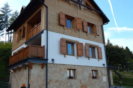 Willa Tea and Ski, Apartament z 3-sypialniami - Krynica-Zdrój - Other