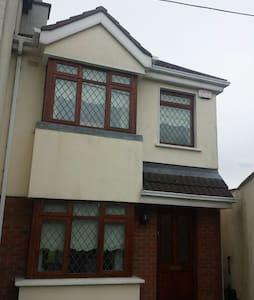 Lovely House in quite area, near Dublin City - House