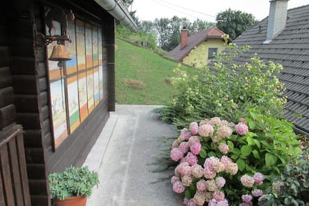 Bee cottage on 800 m height - Cabaña